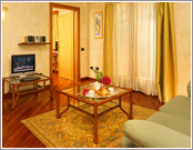 Hotels Rome, Junior Suite